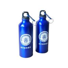 Promotional Custom Made Logo 600ml Aluminium Water Bottle Aluminum Water Flask for sale