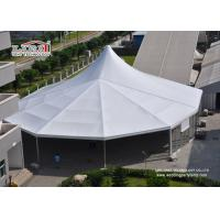 Wholesale Aluminum Frame Exhibition Marquee Party White Wedding Tents for Events from china suppliers