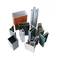 Wholesale Powder Painting Construction Aluminum Profile Customized Sections from china suppliers