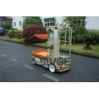 Quality 5.1m Working Height Aerial Order Picker Electric Cargo Handling Work Platform for sale