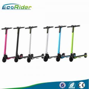 Beautiful Magnalium / Carbon Fiber Electric Kick Scooter / 2 Wheel Scooter