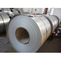 Quality 1219mm 1500mm width stainless steel coils 8K PVC coated surface 321 SS  coil for sale
