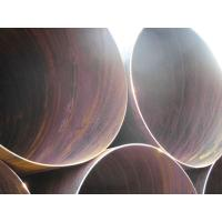 Wholesale Large Diameter Spiral Ssaw Welded Steel Pipe GB/T 9711.1 , SY/T 5307 Anti-Corrosion Pipe from china suppliers