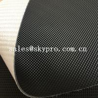Wholesale Fitness Treadmill PVC Conveyor Belt High Performance Industrial Golf Pattern Surface from china suppliers