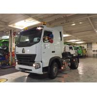 Buy cheap SINOTRUK HOWO-A7 Tractor Truck ZZ4187N3517N1B Compliance with international transport standards for dangerous goods from wholesalers