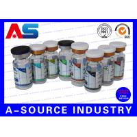 Wholesale Blue Waterproof Label Printing Pharmaceutical Label Printing For Steroid Package from china suppliers