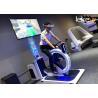 Wholesale OEM / ODM Virtual Reality Mountain Biking , Virtual Bike Ride Exercise Bike from china suppliers