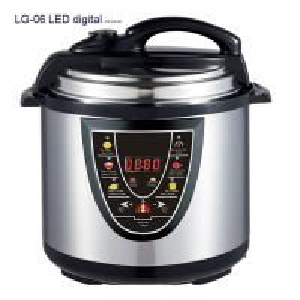 Buy cheap Digital pressure cooker, Multi purpose pressure cooker instant hot pot all in from wholesalers