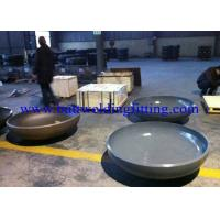 "China 904l / Wp347 / Wp347h Stainless Steel Pipe Cap 1"" Sch80s Asme B16.9 , Asme B16.11 for sale"