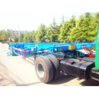 Wholesale Flatbed Semi Trailer Trucks from china suppliers