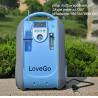 Portable oxygen concentrator 5LPM 5.4kg 40-90%adjustable for sale