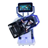 Wholesale Extreme Racing Experience Roller Coaster Motion VR Chair 360 VR Simulator for Amusement Park from china suppliers