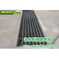 Quality Forged Welded Steel Grating, Drainage Grating for sale