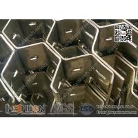 Wholesale 310SS Stainless Steel 2X25X50mm hexagonal Mesh China Factory / Supplier from china suppliers