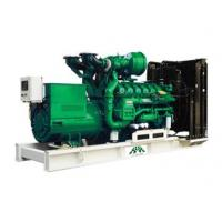 4-Stroke 1500KW Perkins Diesel Genset With Automatic Control Panel for sale