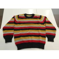 Wholesale Colors Stripe Softness Kids Knitted Sweater Pullover Anti Shrink BGAX16161 from china suppliers