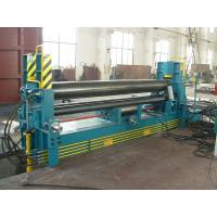 Buy cheap Universal Vertical Plate Rolling Machinery Three Roller CNC Folding from Wholesalers