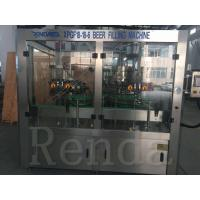 Wholesale Beer Carbonated Drinks Glass Filling Machine 220V/380V Automatic from china suppliers