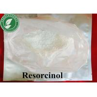 Wholesale Industry Grade Pharmaceutical Raw Materials Resorcinol for antimicrobial CAS 108-46-3 from china suppliers