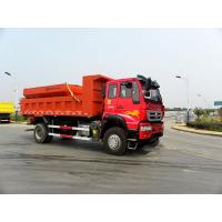 Wholesale Snow Sweeper Sewage Suction Truck Septic Pump Truck Red Color from china suppliers