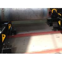 China 60T Movable Welding Pipe Roller Hydraulic Bending Machine For Boilers Turning Welding for sale