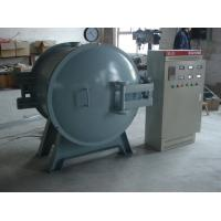 China high temperature heat treatment high vacuum furnace for lab sintering on sale