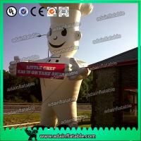 Wholesale Advertising Inflatable Chef from china suppliers