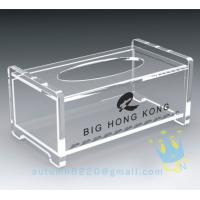 Wholesale plastic napkin holder from china suppliers