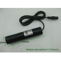 Wholesale 650nm 200mw Red Line Laser Module For Electrical Tools And Leveling Instrument from china suppliers