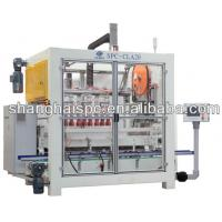 China 750W Robot Packaging Machines Case Packer Machine For Cartons , Cans on sale
