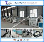 Wholesale Plastic EVA Dust Collector Pipe Extrusion Plant / EVA Vacuum Cleaner Hose Manfacturing Machine from china suppliers