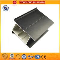 6m Normal Length Powder Coated Aluminium Profile Environmental Protection for sale
