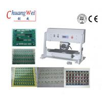 Buy cheap High Speed PCB Depaneling Machine With Nine Blades Cutting LED Strip from wholesalers