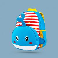 High Quality Best Seller Foldable Child School Bag Carton Child Animal Backpack for sale
