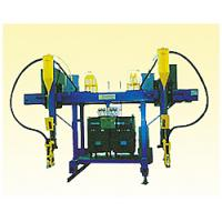 Buy cheap Automatic Two Sides Cantilever Type H Beam Welding  Machine Use DC-1000 Welding Power from wholesalers