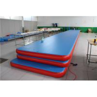 Quality Private Label 12m Inflatable Air Track Tumbling Mattress Leakage - Prevention for sale