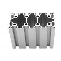 Alloy T-slotted Extrusion Power Supply Aluminum Aluminium Profile With 60x120mm for sale
