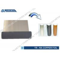 Wholesale 0.018mm * 520mm Single RA Copper Foil / Cu Foil Roll For FCCL With Japanese Technology from china suppliers