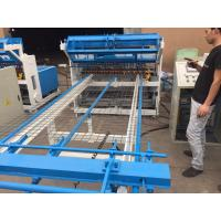 Wholesale Width 2000mm Automatic Mesh Panel Welding Machine For Galvanized Mesh from china suppliers