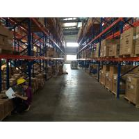 Wholesale Anti - Rust Selective Pallet Storage Racks System With Forklift Moving from china suppliers