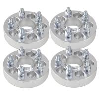 Wholesale 1 (25mm) Hubcentric 5x100 Wheel Spacers for Subaru Forester WRX M12-1.25 from china suppliers