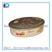 Wholesale Candy oval tin from china suppliers