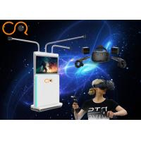 Wholesale 800W Virtual Reality Simulator Battle Shooting Game For Shopping Mall from china suppliers