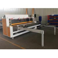 Wholesale Corrugated Carton Box Thin Blade Scorer Machine  / Corrugated Paperboard Packing Machine from china suppliers