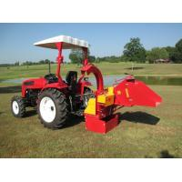 Buy cheap Farm equipment tractor pto wood chipper WC-6/WC-8 from wholesalers