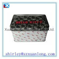 Wholesale House Shape Cookie Tin from china suppliers