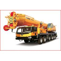 Wholesale Lifting 35000KG/35T Truck Telescoping Boom Crane 320HP Engine from china suppliers