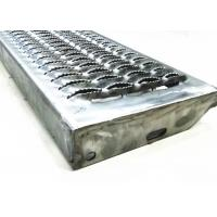 180MM Width Perforated Metal Grip Strut Grating For Anti Skid Walkway Stairs for sale