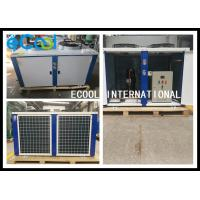 China Durable Air Cooled Condensing Unit , Single Compressor 5 Hp Condensing Unit on sale