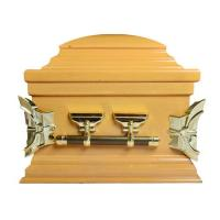 Wholesale Casket Swing Handle Hardware Coffin Bar Set With Angle , American Style from china suppliers